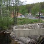 Laxtrappa Ålgårda